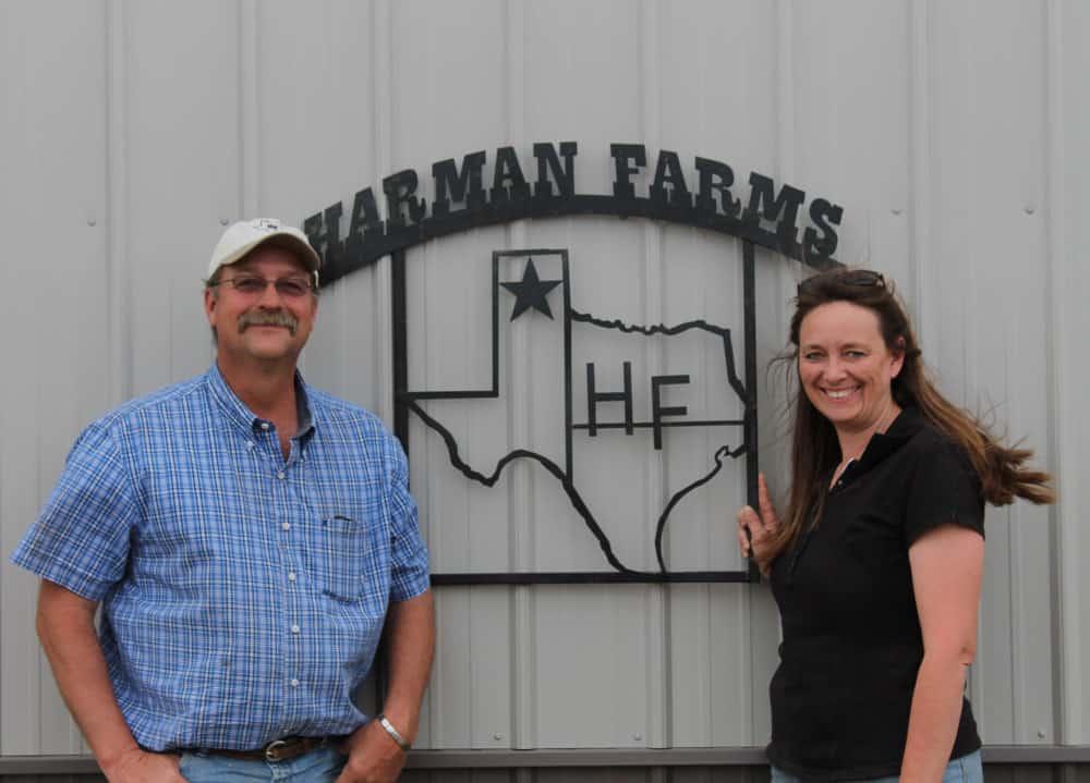 Wayne And Leslie Harman