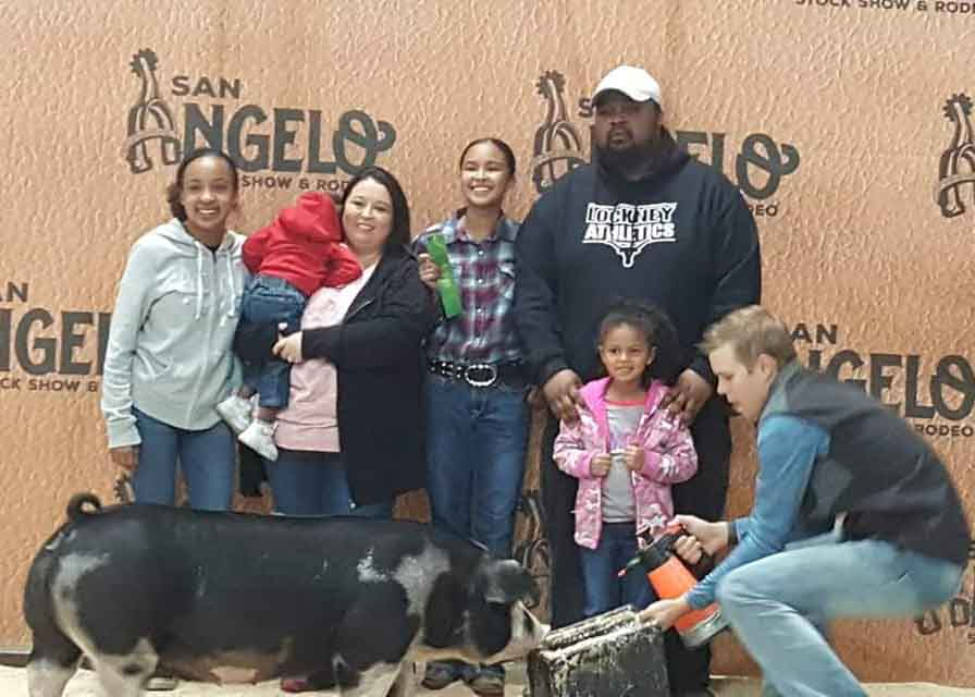 Placing Spot Gilt San Angelo